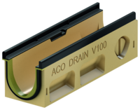 ACO DRAIN® Multiline HD Seal in - Rinnen ohne Sohlengefälle, 500 mm